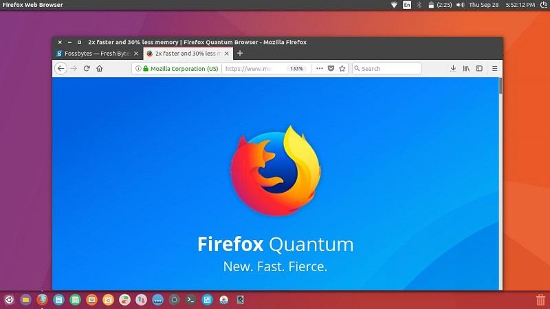 Mozilla presenta Firefox Quantum, la 'pesadilla' de Google Chrome - mozilla-quantum-1-800x449