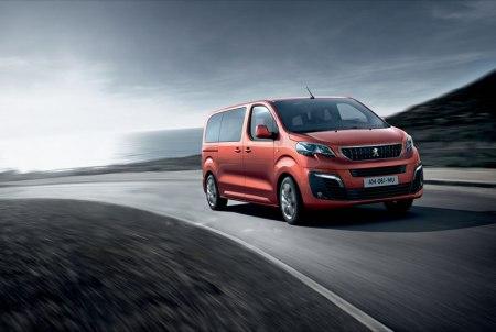 Nueva Peugeot Traveller llega a México