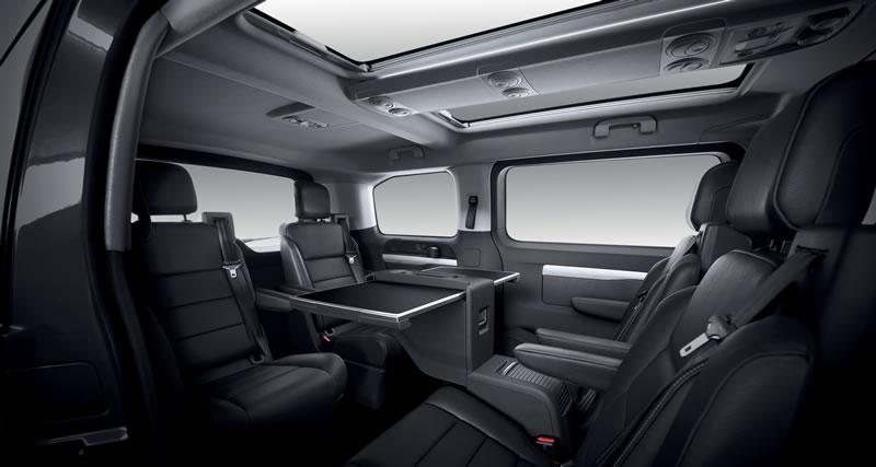 nueva peugeot traveller 4 800x427 Nueva Peugeot Traveller llega a México