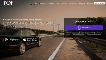 RÜT, la nueva app de transporte privado 100% mexicana