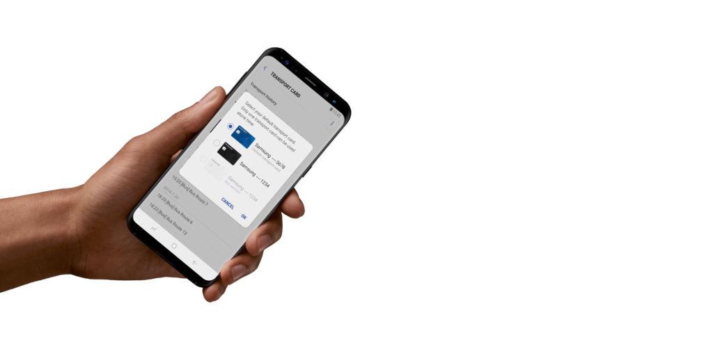 samsung pay s8 Samsung Pay llega a México ¡Ya puedes realizar pagos con tu Galaxy!