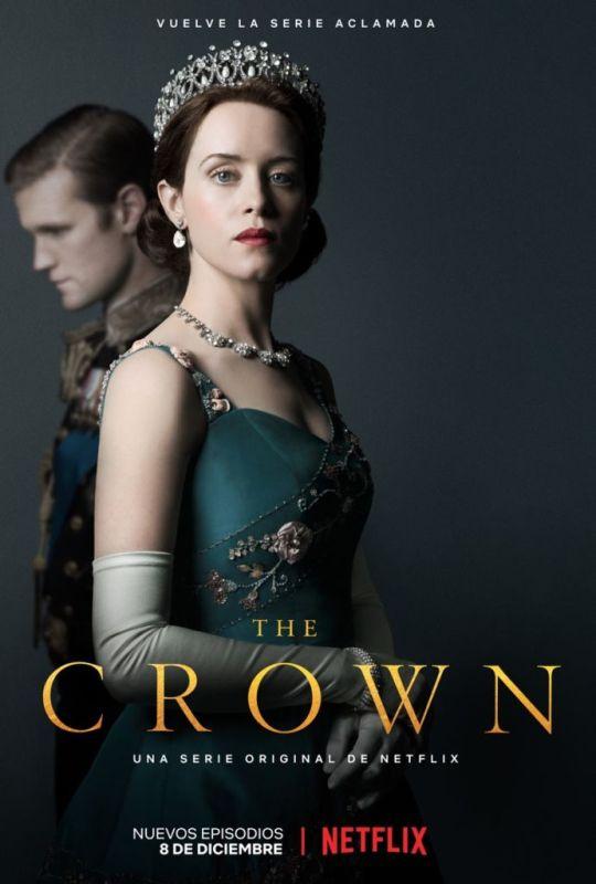 Trailer oficial de la segunda temporada de The Crown es presentado por Netflix - segunda-temporada-de-the-crown-540x800