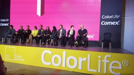 Tendencias de color para 2018 en el diseño, arquitectura y el interiorismo