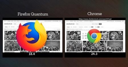 Mozilla presenta Firefox Quantum, la 'pesadilla' de Google Chrome