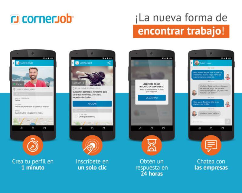 app cornerjob 800x640 Reclutamiento móvil vs Recursos Humanos ¿cuál es el mejor?