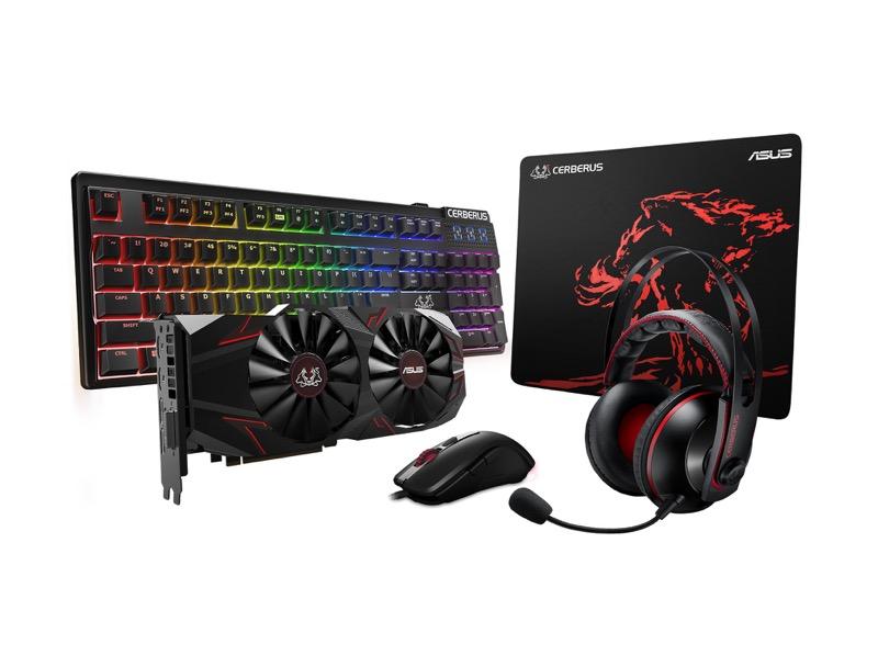 ASUS anuncia los nuevos equipos de la serie Gaming Cerberus - asus-gaming-cerberus-800x608