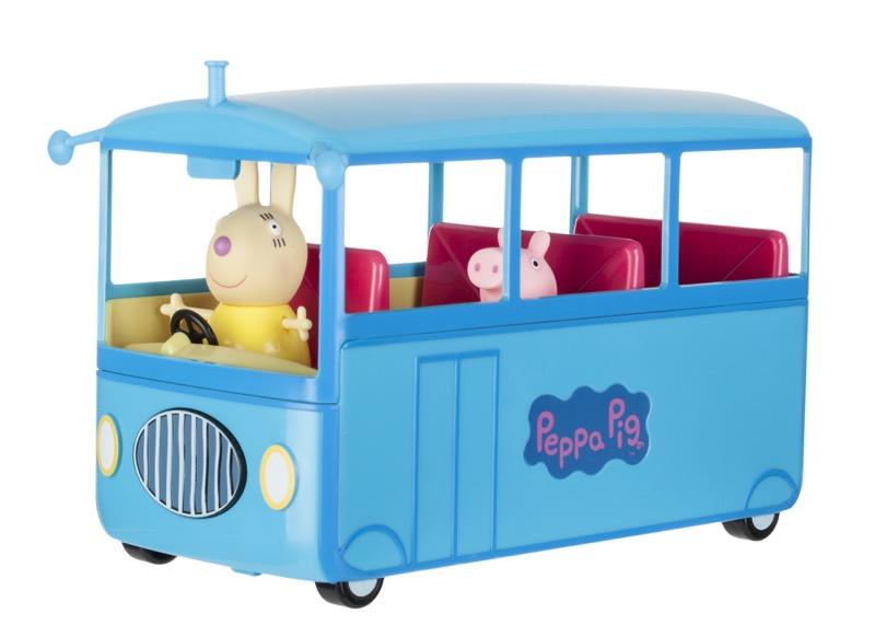 autobus escolar de peppa pig El juguete más deseado para la temporada navideña y de reyes