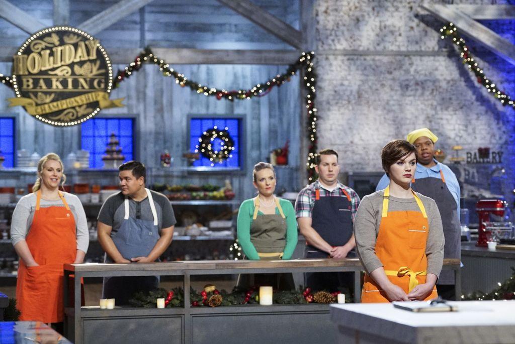 campeonato de reposteros fiestas Estrenos para este fin de semana con sabor a navidad en Food Network