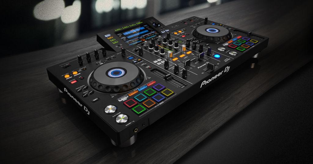 Pioneer DJ lanza XDJ-RX2, un nuevo sistema todo en uno para DJs profesionales - consola-xdj-rx2-pioneer-dj