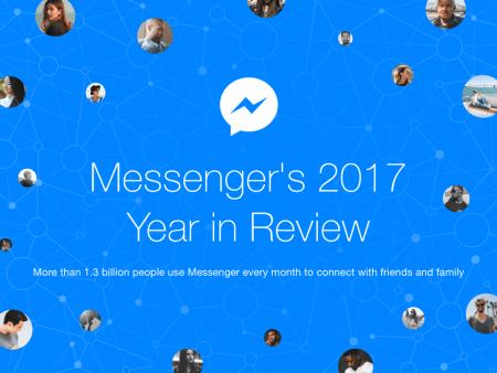 10 datos curiosos de Messenger en 2017