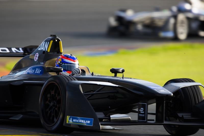 formula e E Prix de Hong Kong, da inicio la cuarta temporada de la Formula E