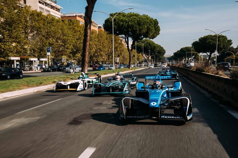 E-Prix de Hong Kong, da inicio la cuarta temporada de la Formula E - formula-e_4