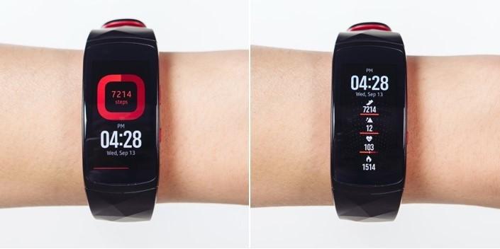 Gear Fit2 Pro, el regalo ideal para comenzar el 2018 de manera saludable - gear-fit2-pro-samsung_3