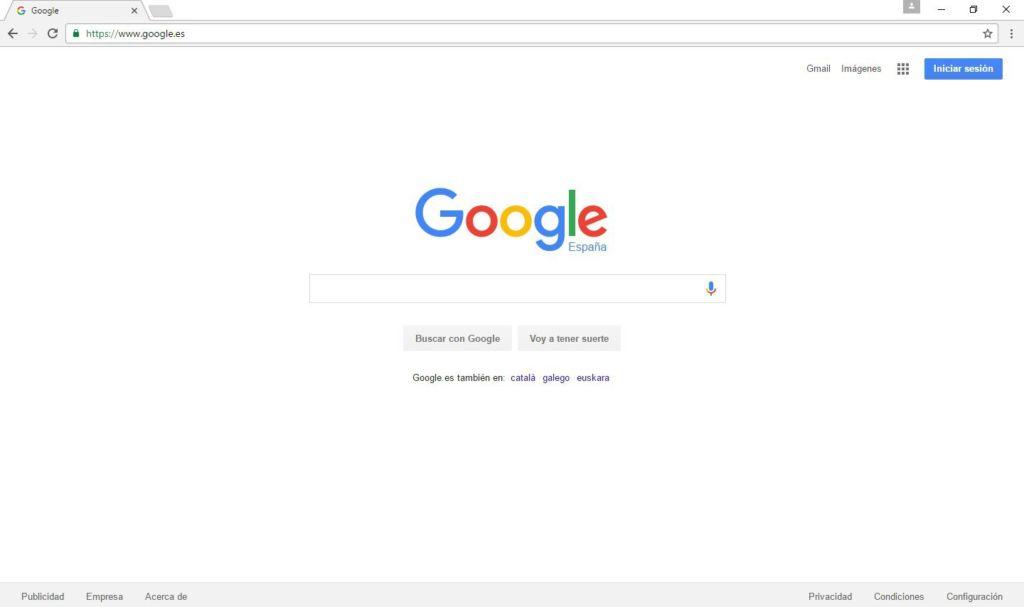 Chrome empezará a bloquear anuncios molestos a partir de febrero - google-chrome-start-screen