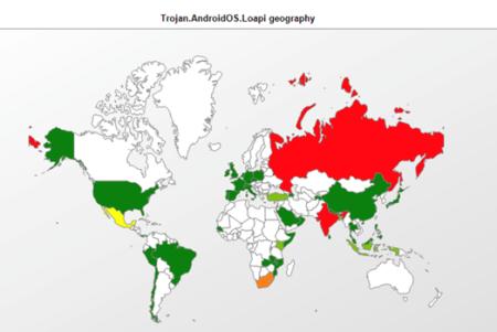 Descubre Loapi, nuevo troyano multifunción para móviles