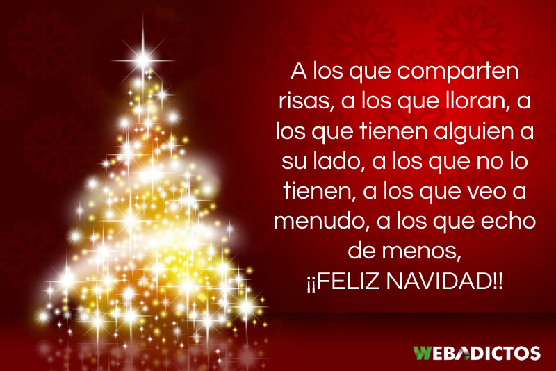 Frases y mensajes de navidad 2017 para WhatsApp, Facebook y más - mensajes-feliz-navidad-2017-800x534
