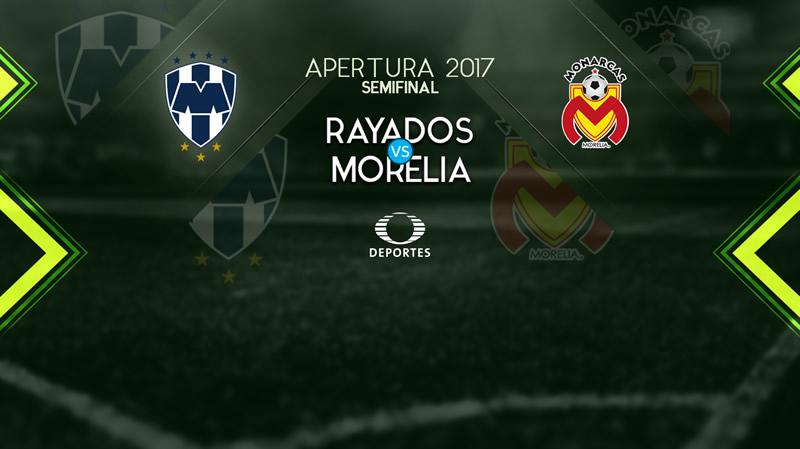monterrey vs monarcas semifinal apertura 2017 800x449 Monterrey vs Morelia, Semifinal Apertura 2017 | Resultado: 4 0