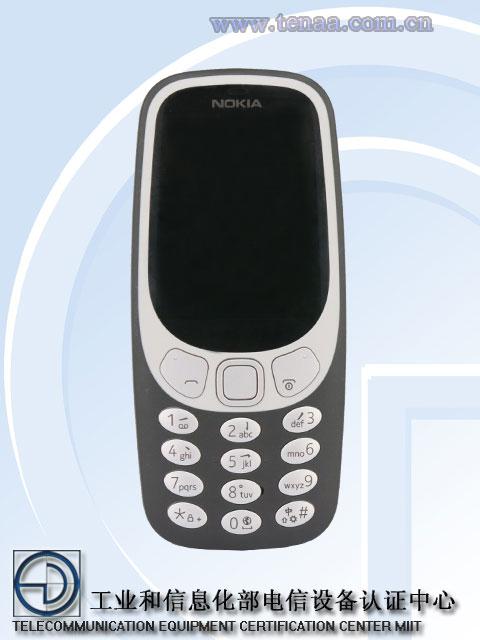 Aparece un Nokia 3310 con conectividad 4G LTE en China - nokia3310-4g