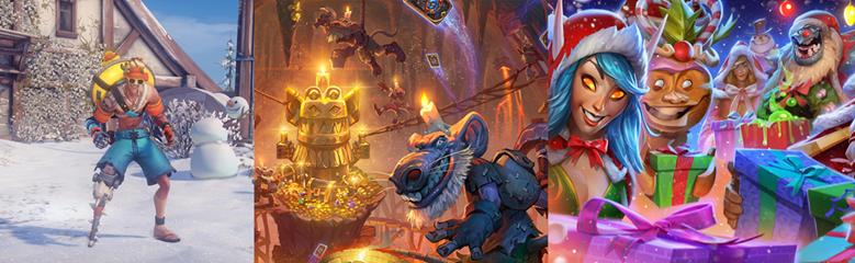 Novedades de diciembre en Blizzard Entertainment - novedades-de-diciembre-en-blizzard