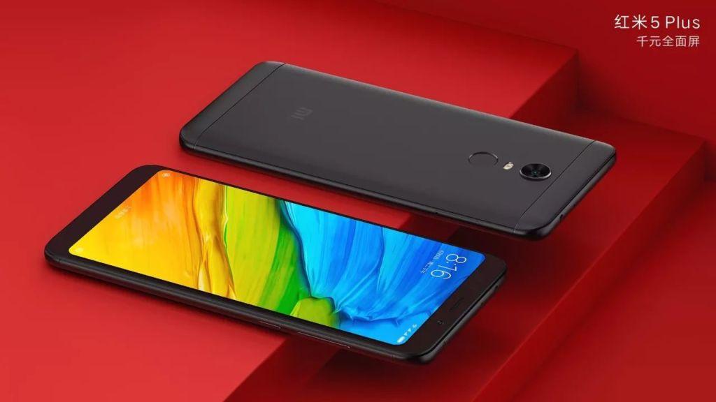 Los nuevos Xiaomi Redmi 5 ofrecen diseño todo pantalla sin quebrar tu bolsillo - redmi5plus-black