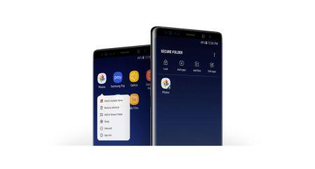 Samsung My Knox evoluciona a Carpeta Segura