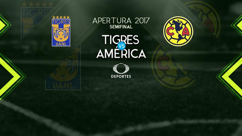 semifinal tigres vs america apertura 2017 800x449 Tigres vs América, Semifinal Apertura 2017 | Resultado: 3 0 (Global 4 0)