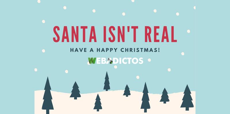Tarjetas de navidad 2017 para imprimir o enviar por redes sociales