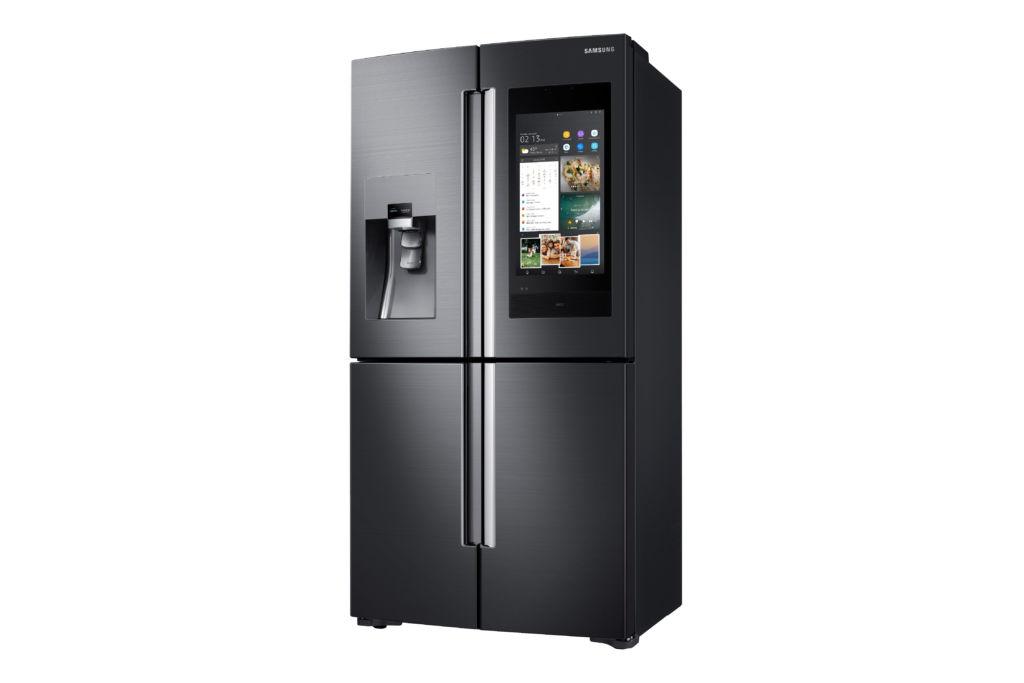 2018 family hub samsung CES 2018: Samsung presenta su nueva generación del refrigerador inteligente