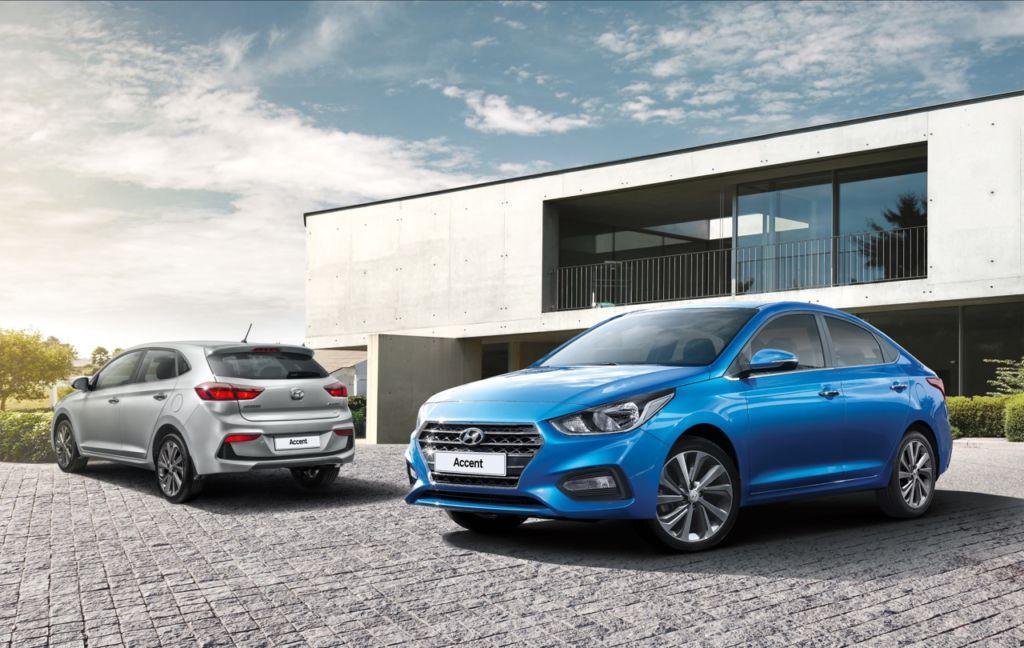 Hyundai Accent demuestra que los autos del segmento B pueden tener un diseño genial - 3-4-trasera-piloto-2-autos