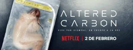 Netflix revela video especial detrás de cámaras de Altered Carbon