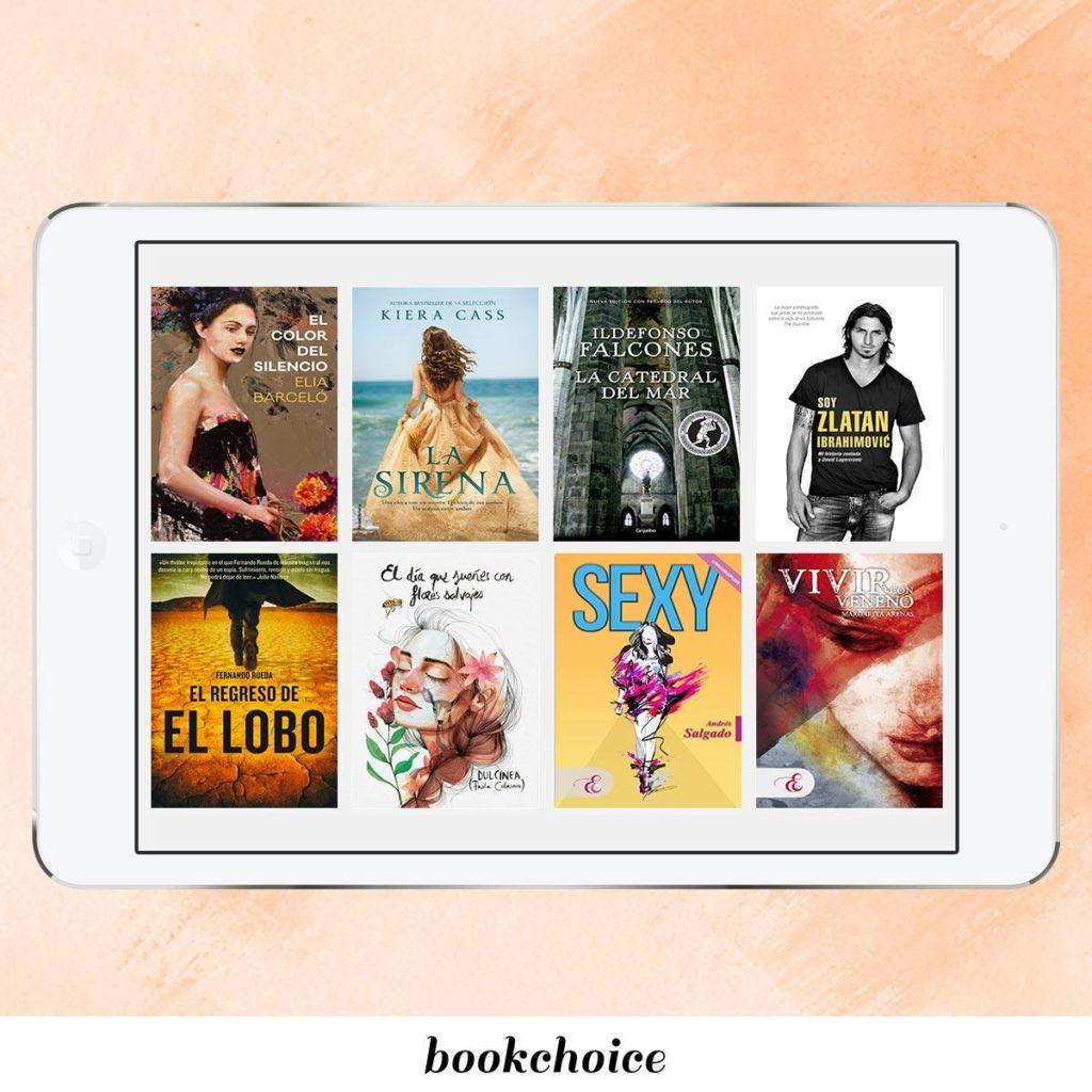 Bookchoice, la app que está revolucionando la forma de leer - bookchoice-app