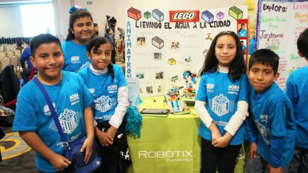 Se realizó con gran éxito el festival FIRST LEGO League Jr.