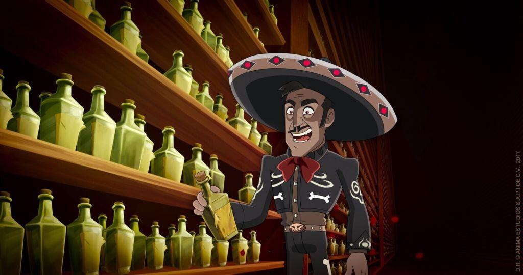 La leyenda del Charro Negro en los primeros lugares de taquilla en México - la-leyenda-del-charro-negro-6