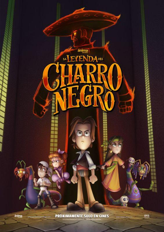 La leyenda del Charro Negro en los primeros lugares de taquilla en México - la-leyenda-del-charro-negro