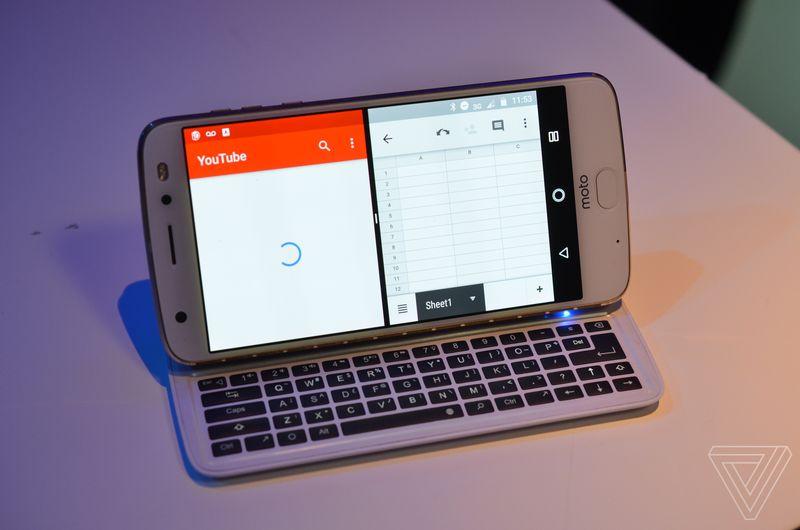 CES 2018: nuevos Moto Mods de Motorola para sus móviles