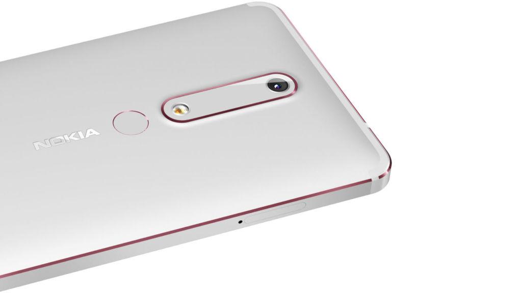 Este es el Nokia 6 (2018): la marca finlandesa se pone seria en su carrera para retomar el mercado móvil - nokia6-2018-white