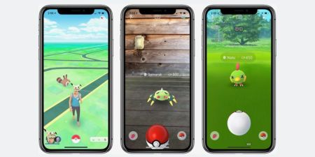 Pokémon GO requerirá que tu dispositivo Apple tenga iOS 11 para funcionar