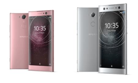 Los Sony Xperia XA2 y L2 son los primeros smartphones para el 2018 de la firma japonesa