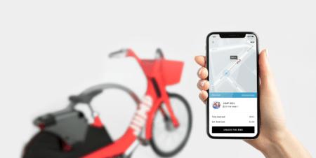 Uber ahora le entra al negocio de renta de bicicletas