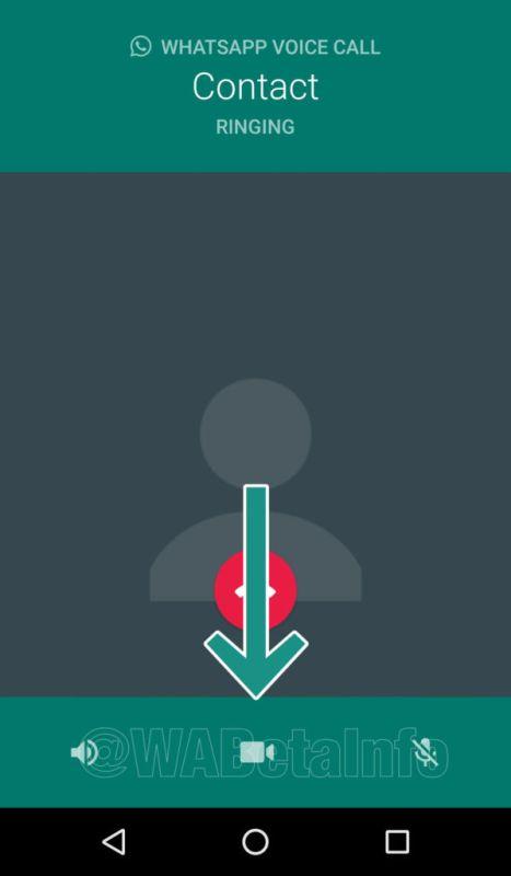 WhatsApp habilita un 'switch' para llamadas en Android - vc_androidswitch-467x800