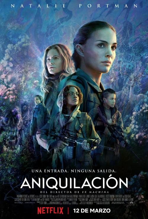 Netflix revela fecha de lanzamiento de Aniquilación, película protagonizada por Natalie Portman - aniquilacion-pelicula-netflix