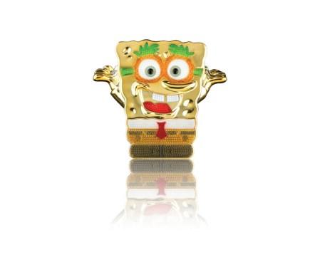 """Burger King y Nickelodeon lanzan: """"El Corazón de Oro de Bob Esponja"""""""