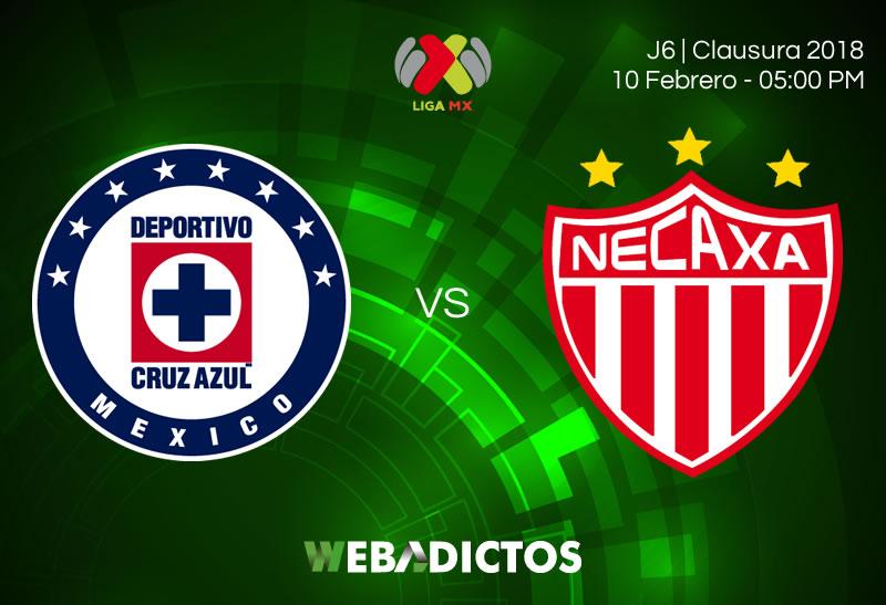Cruz Azul vs Necaxa, J6 del Clausura 2018 | Resultado: 0-2 - cruz-azul-vs-necaxa-clausura-2018-j6