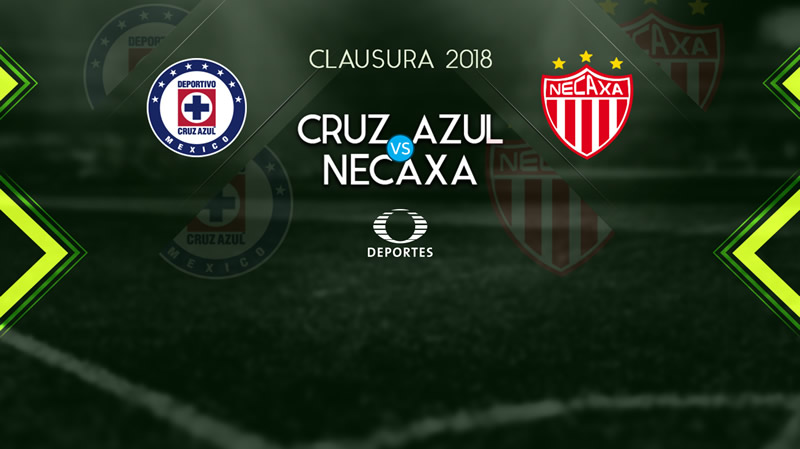 cruz azul vs necaxa j6 clausura 2018 tdn Cruz Azul vs Necaxa, J6 del Clausura 2018 | Resultado: 0 2