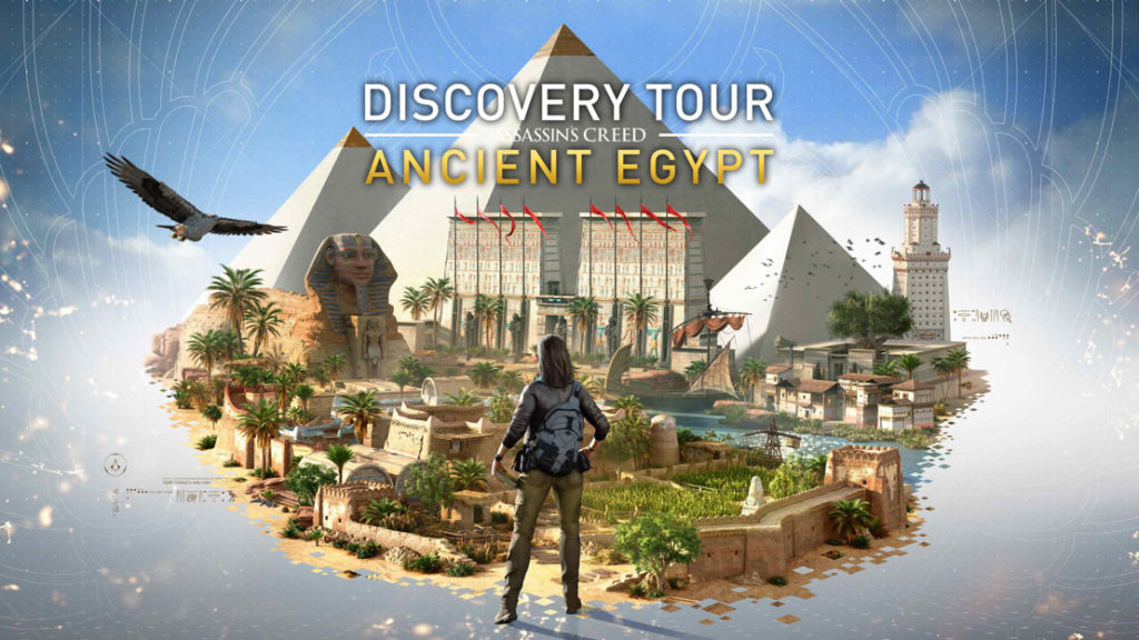 Assassin's Creed Discovery Tour, transforma el antiguo Egipto en un museo interactivo - discovery-tour-by-assassins-creed-ancient-egypt