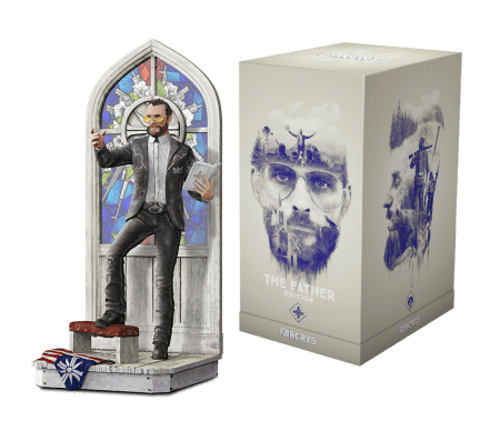 "Ubisoft traerá a México la edición ""Father Collector's Edition"" de Far Cry 5 - father-collectors-edition_1"