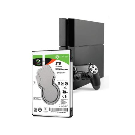 FireCuda de Seagate, el upgrade ideal para gamers de PS4