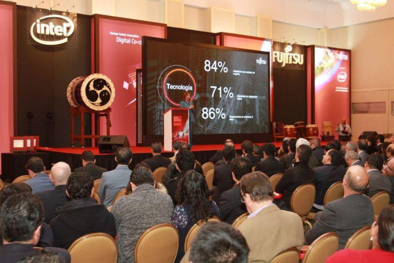 Fujitsu celebra su gran evento Fujitsu World Tour con éxito - fujitsu-world-tour-mexico-1-800x534