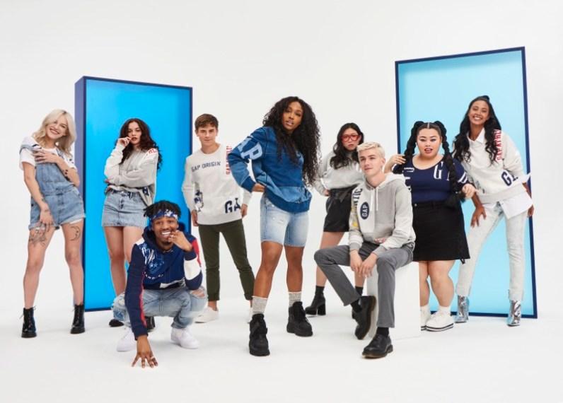 Gap lanza su nueva colección de edición limitada: Logo Remix - gap-logo-remix_1