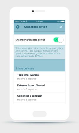 Configuraciones de Waze que no sabias y te harán la vida más fácil - grabar-tu-voz-268x450